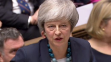 Theresa May tries to salvage Brexit deal