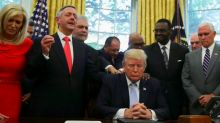 Trump's evangelical pastor explains why he left advisory board