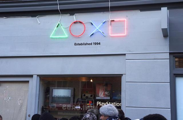Sony's PlayStation '94 Shop: where 20th Anniversary PS4s are £19.94
