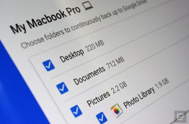 Google Drive is ready to back up all the files on your PC