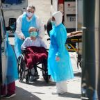 Spain's coronavirus deaths near 14,000 as pace ticks up again