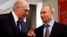 Belarus leader in Russia on mission to win Putin's backing