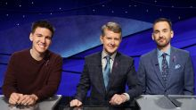 'Jeopardy! GOAT': James Holzhauer and Ken Jennings battle it out down to the final clue