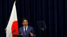 Japan's Abe pledges 'unprecedented' stimulus to combat virus fallout