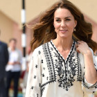 See Kate Middleton's Personal Note to Designer of Her Pakistan Tour Ensemble: 'I Loved the Outfit'