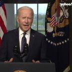 Biden announces U.S. troop withdrawal from Afghanistan