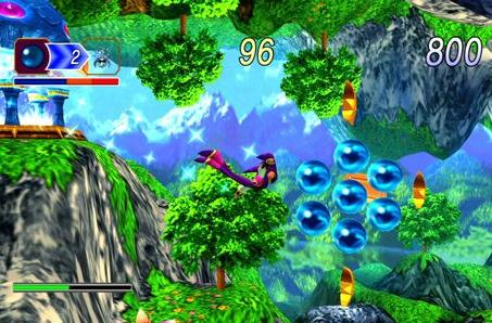 Deja Review: Nights into Dreams