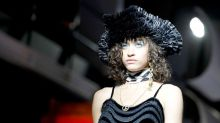 Models sent to walk the plank at Alexa Chung favourite House of Holland