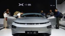 Chinese EV maker Xpeng files for U.S. listing after rival surges