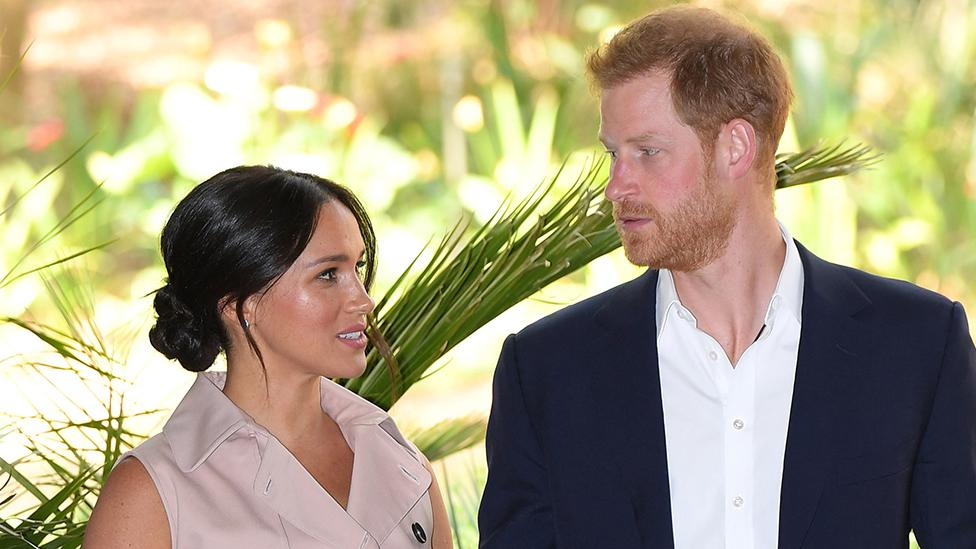 Meghan Markle and Prince Harry's top aide resigns