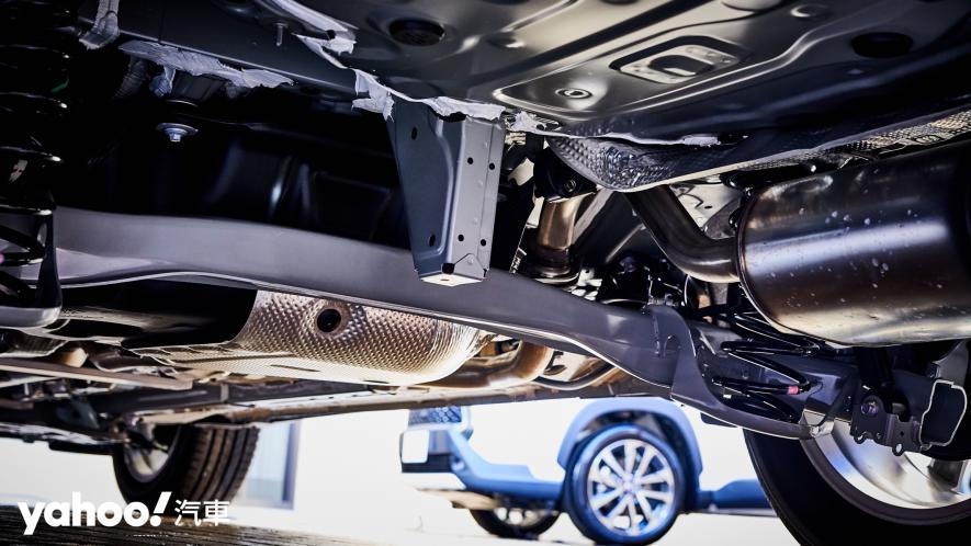 目標明確的新世代跨界之霸!Toyota Corolla Cross 1.8 Hybrid旗艦版花蓮試駕! - 15