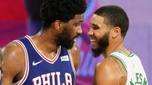 NBA Twitter erupts with strong reaction to Celtics sweeping 76ers with ease