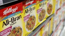 Kellogg profit gets boost from snacks, frozen foods