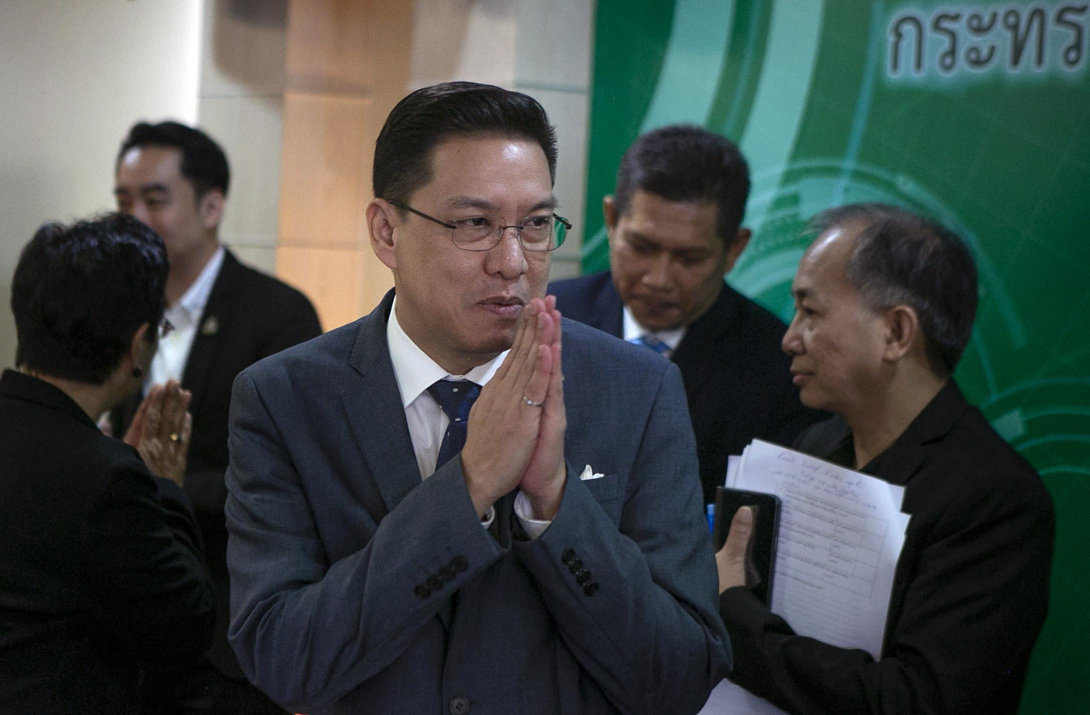 Thailand to set up center to combat 'fake news'
