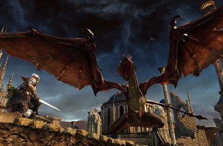 Expanded Dark Souls 2 coming to smite Xbox One, PS4 owners