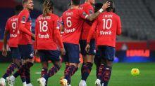 Foot - L1 - Lille - Ligue 1 : le LOSC sans Weah face à Lyon