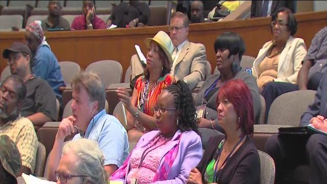 3rd major financial cut for City of Detroit employees