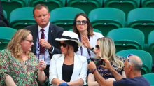 Tennis fan 'gobsmacked' after being banned from taking photos of Meghan Markle at Wimbledon