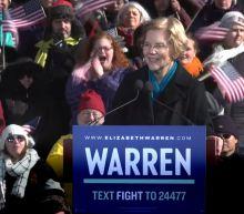 Sen. Elizabeth Warren's 'Game of Thrones' hot take: She's Daenerys and Trump is Cersei