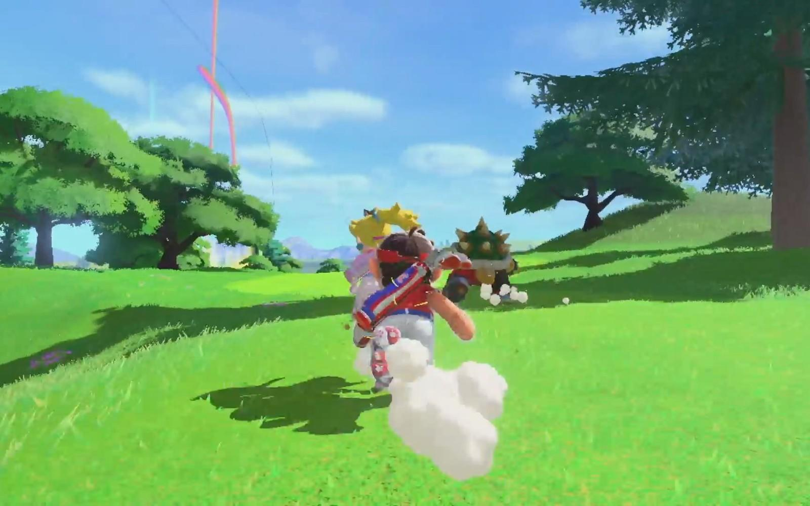 'Mario Golf: Super Rush' comes to Nintendo Switch on June 25th