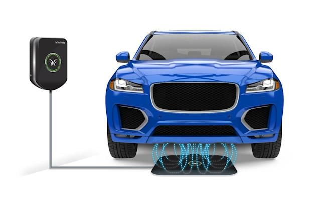 We're one step closer to unified wireless charging standard for EVs