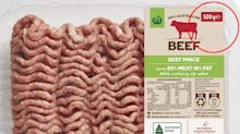 The symbol on your meat which could mean you're not getting what you pay for