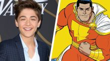 Shazam! adds Asher Angel as Billy Batson