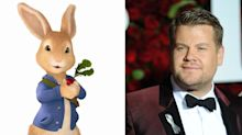 James Corden To Voice Peter Rabbit In Live Action/CGI Movie