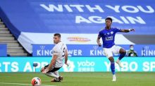 Leicester beats Sheffield United 2-0, stays in EPL's top 4