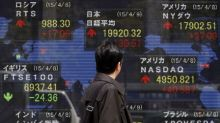 Asian Stocks Mixed on Wednesday