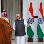 Saudi prince expects investment worth more than $100 billion in India