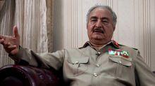 Le chef de l'armée libyenne, le général Haftar a un message pour les occidentaux. Enquête Exclusive dimanche à 23:00 sur M6