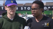 Gay teens say they were kicked out of restaurant for hugging: 'We don't want your kind here'