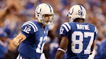 Can Andrew Luck adjust to life without Wayne?