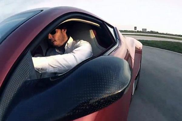 Rimac quells Concept_One doubters, shows its EV supercar's pedal to the metal (video)