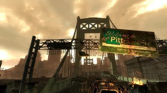 Fallout 3's 'The Pitt' dated March 24, new screens