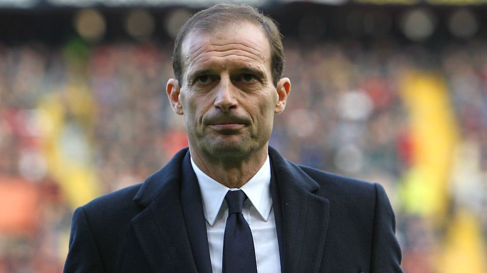 You win titles with games like these - Allegri hails draw at Napoli