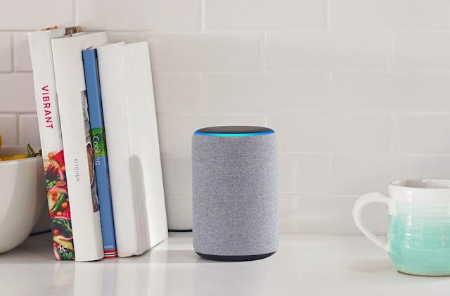 Amazon's Alexa and Echo launch in Mexico