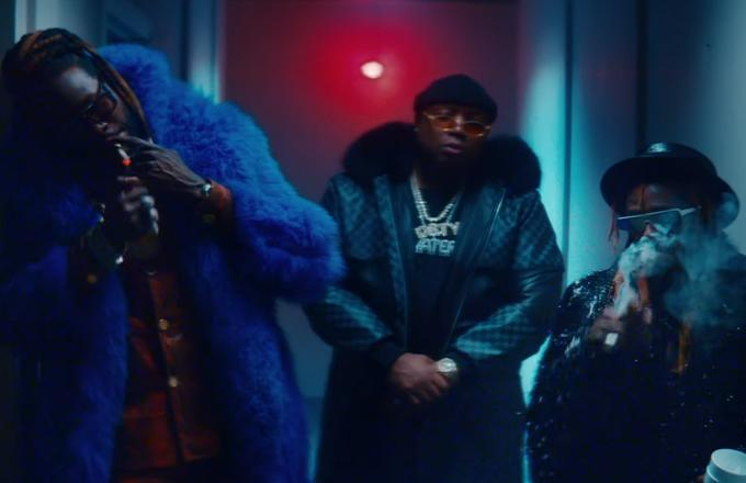 2 Chainz, Lil Wayne, and E-40 Get Weird in