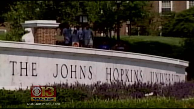 Mistake Puts Hopkins Grad Students At Risk Of Having ID Stolen
