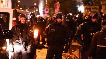 Türkische und französische Fans sorgen in Paris für Chaos