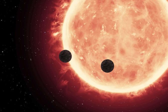 Courtesy of NASA/ESA/STScl