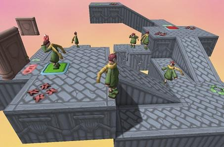 Rose and Time returns to Ouya following funding program changes