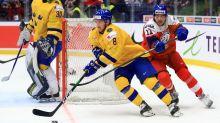 Maple Leafs' Rasmus Sandin named best defenceman at World Juniors