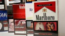 Le paquet de Marlboro à 10 euros le 1er mars