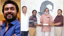 Suriya Donates Rs 1.5 Crore To Film Bodies Including FEFSI, TANTIS And Nadigar Sangam