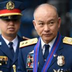 Top Philippine cop resigns after accusation of link to drug scandal