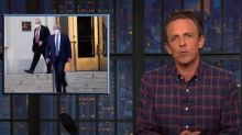 Seth Meyers on Trump: 'No regard for any life other than his own'