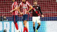 Foot - C1 - Avec une équipe remaniée, le Bayern Munich arrache le nul sur la pelouse de l'Atlético de Madrid en Ligue des champions
