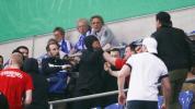Nach Pokal-Halbfinale: Eskalation auf der Schalke-Tribüne